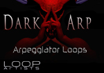 Dark Arp EDM Synth Arpeggio Loops by Liquid Loops - LoopArtists.com