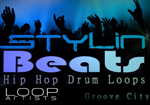 Stylin Beats Hip Hop Drum Samples by Groove City - LoopArtists.com