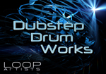 Dubstep Drum Works Dubstep Drum Samples by Ulysses E. Lee - LoopArtists.com