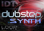 IDT - IDT Dubstep Synth - Dubstep Synth Loops - Loop Pack