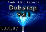 Panic Attic Records - Panic Attic Dubstep Vol 1 - Dubstep Loops - Loop Pack