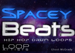 Spacey Beats Hip Hop Drum Samples by Ghost McGrady - LoopArtists.com