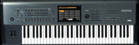 Korg Kronos Synthesizer Workstation